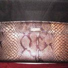 Miche Classic JEN bright Copper color snake like design front & back Shell