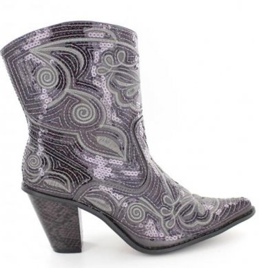 Beautiful Black studded Ankle or Tall Boots any occasion! SIZE 6-11  6 colors