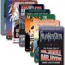 Set 57 New Classic Modern Novels Books - Dickens Defoe Cooper London Bronte Twain Hawthorne MORE