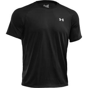 Under Armour Men's Tech Short Sleeve T-Shirt, 1228539, Black, NWT