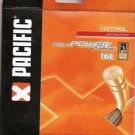 Pacific PolyPower Pro 16L, Natural, 4 Packages of Tennis String, NWT