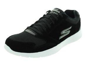 Skechers GOwalk City - Champion, 13827, Black/White, Size 7.0, NWT