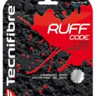 Tecnifibre Ruff Code, 17 Gauge, Silver, 4 Packages of String, NWT