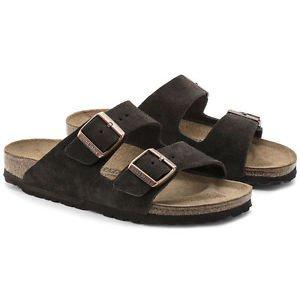 Birkenstock Arizona Sandal, Mocha, Regular Fit, Size 39, NWT
