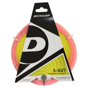 Dunlop S Gut String,17g, Pink, 5 packages of string, NWT