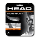 Head Hawk Touch 18g, Anthracite, 5 Packages of Tennis String, NWT