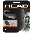 Head Lynx 17g, Anthracite, 5 Packages of String,  NWT