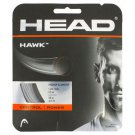 Head Hawk 18, Silver/Grey, 5 Packages of String, NWT