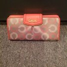 Coach Ashley Dotted Op Art  Slim Envelope Wallet, F48050, NWT-12