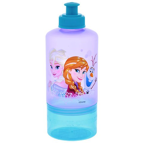 Disney Frozen Pull-Top Jugs with Attached Snack Containers