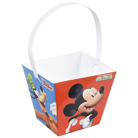 Disney Mickey Mouse Clubhouse Party Favor Pail, 6-ct. Packs
