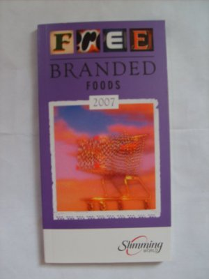 Slimming World Free Branded Foods 2007
