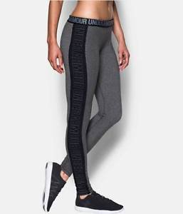 Under Armour Women's UA Favorite Split Word Mark Leggings 1282814