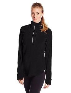 Tasc Performance Women's Northstar Fleece 1/2 Zip Long Sleeve Shirt - TW408