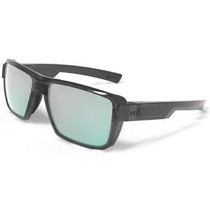 Under Armour Men's UA Recon Sunglasses - Crystal / Clear 8600044