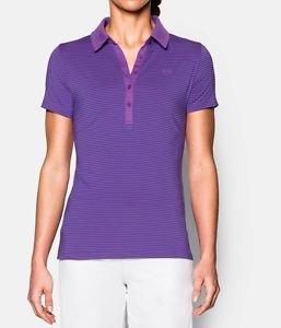 Under Armour Women's UA Zinger Short Sleeve Polo Shirt 1272338