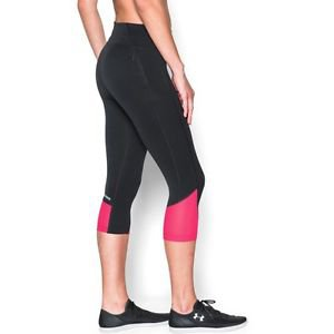 Under Armour Women's UA Fly-By Run Capri Compression Leggings 1271531