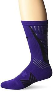 Under Armour Men's Undeniable Crew Sock - Steph Curry Edition Socks (Large) U484