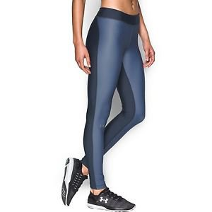 Under Armour Women's UA HeatGear Engineered Legging (Stealth Gray) 1285635