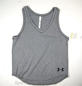 Under Armour Women's UA PRETTY GRITTY Racer Back Tank Top (size Medium) 1255367