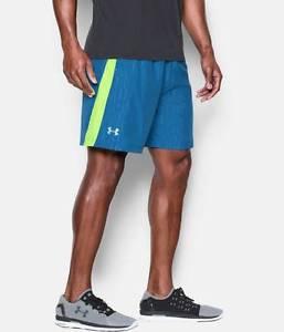 "Under Armour Men's UA Launch Run Printed 7"" Running Shorts (Small) 1253575"