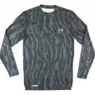 Under Armour Men's UA ColdGear Evo Printed Fitted LS Shirt 1239379