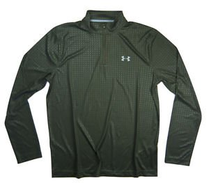 Under Armour Men's UA Velocity Embossed 1/4 Zip Long Sleeve Shirt - 1248909