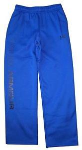 Under Armour Boys' UA Coldgear Fleece Warm-Up Sweat Pants - 1263580
