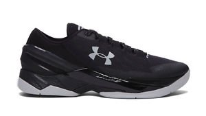 Under Armour Men's UA Curry 2 Two Low Shoes (Essential/Black 003) 1264001
