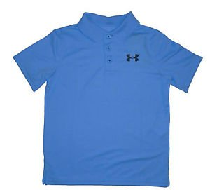 Under Armour Boys' UA Performance Short Sleeve Polo Shirt  - 1244464