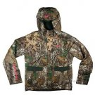 Under Armour Women's $199 UA QUEST Hunt Waterproof Camo Jacket - M L XL 1220735