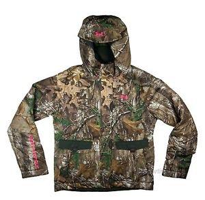 Under Armour Women's $199 UA QUEST Hunt Waterproof Camo Jacket - M L XL 1220735