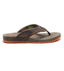 Ahnu Men's Simeon Sandal Flip Flops (size 7 or 8) AF2483