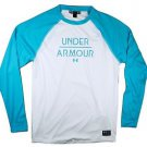 Under Armour Men's UA Halen Long Sleeve Graphic Tee Shirt - 1253299