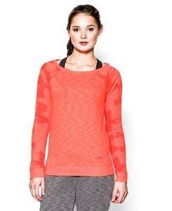 Under Armour Women's UA Kaleidelogo Pullover Long Sleeve Sweatshirt - 1253910