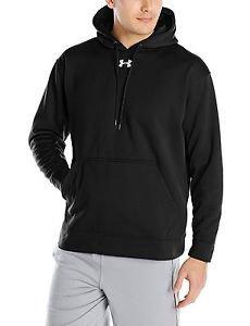 Under Armour Men's UA Armour Fleece Team Hoodie Sweatshirt - 1237619