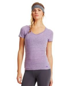 Under Armour Women's UA Charged Cotton Undeniable T-Shirt (size Small) 1236032