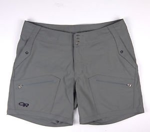 Outdoor Research Women's $75 Contour Hiking Rock Climbing Shorts, size 6 95305
