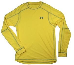 Under Armour Men's UA WAFFLE KNIT Crew ASG Long Sleeve Thermal Shirt 1239599