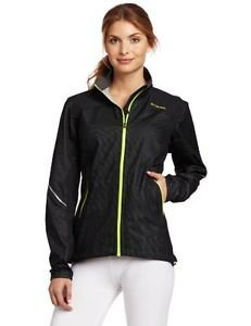 Columbia Women's Flyin' Dry Shell Jacket (Medium, Black)