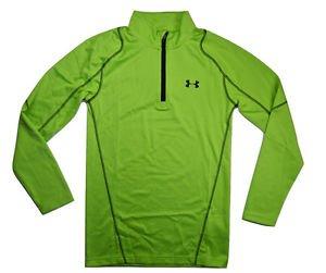 Under Armour Men's UA ColdGear® Infrared Grid ¼ Zip Mock LS Shirt - 1248937