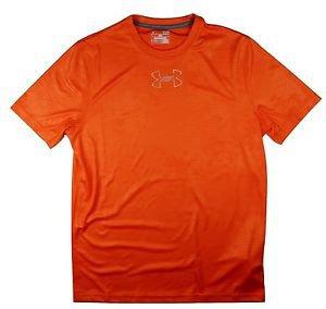 Under Armour Men's UA Tech HeatGear UPF 30 Velocity Print Tee Shirt 1287509