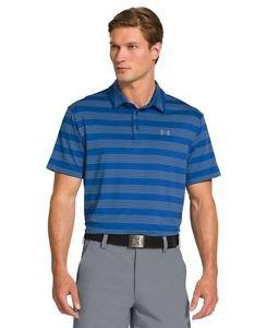 Under Armour Men's $64 UA Member's Bounce Polo Shirt 1248084