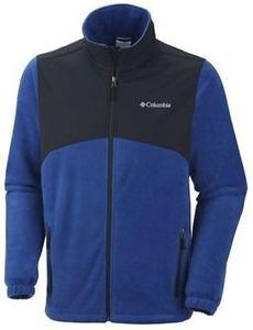 Columbia Steens Mountain Tech Jacket (X-Large, Aviation) WM6715