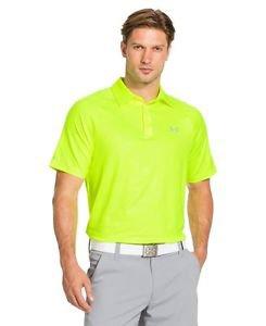 Under Armour Men's UA ColdBlack Player Short Sleeve Polo Shirt 1242752