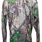 True Timber Men's HUNT Long Sleeve Base Layer LS Camo Shirt - TT106