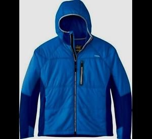 Cabelas XPG Mens Outkross Hybrid Jacket w PrimaLoft Polartec (runs small) 985110