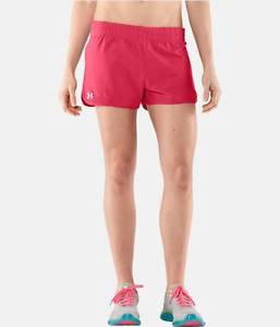 Under Armour Women's UA Tidal Cotton Shorty Lightweight Shorts - 1238745