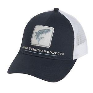 Simms Tarpon Trucker Hat (One Size adjustable, Unisex) 104R
