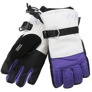 Kombi Women's $45 Storm Cuff Waterproof Insulated Winter Ski Gloves 2/1590